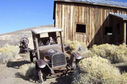 Road trip! America's historic ghost towns