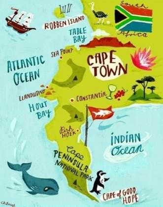 From Cape Town to Stellenbosch in under 1 hour