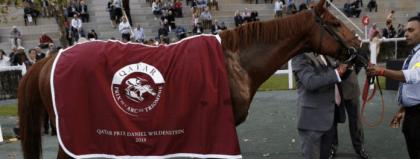 Qatar Airways is proud to sponsor the international horse racing event in Paris