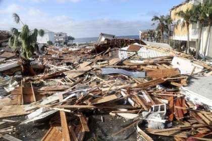 Bodies found at Mexico Beach in aftermath of Hurricane Michael