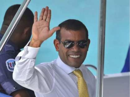 Nasheed: Defending democracy from exile