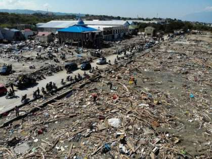 Central Sulawesi the latest after devastating tsunami and earthquake