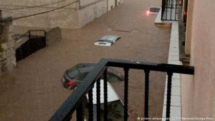 Mallorca: Deadly storm ravages main Spanish tourist destination
