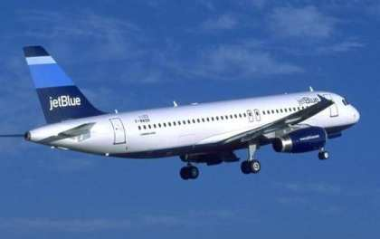 Saint Lucia commemorates Inaugural JetBlue Mint service