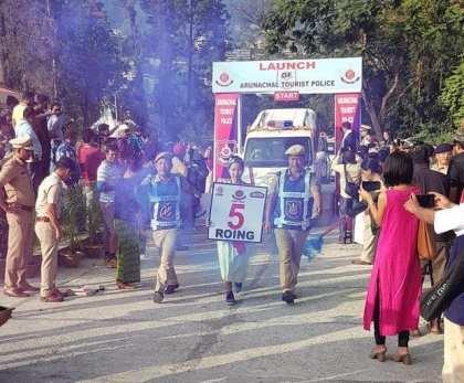 Arunachal Pradesh launches Northeast's first Tourist Police