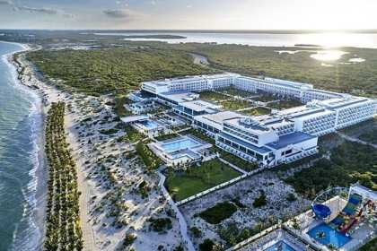 RIU Hotels & Resorts presents new hotel concept with  Riu Palace Costa Mujeres