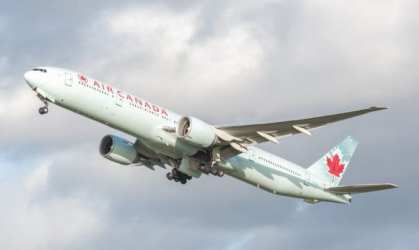 Air Canada Airlines is going paperless with TRAX