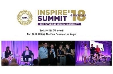 Luxury hospitality's biggest event less than a month away!