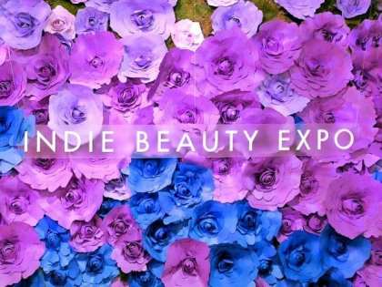 How to look magnificent while traveling: The Indie Beauty Expo