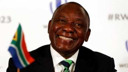 WTTC CEO Gloria Guevara's champion in South Africa: President Ramaphosa
