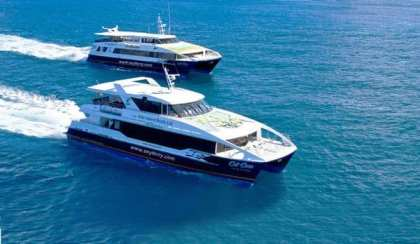Seychelles Ferry Company gets ISO 9001