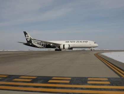 Air New Zealand opens new Chicago-Auckland route
