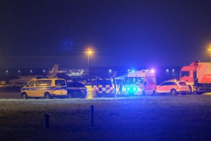 Hannover Airport on lockdown, flights suspended after car-ramming attack