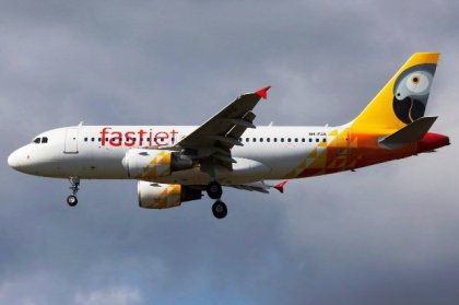 Suspended! Fastjet airline services in Tanzania
