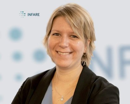 Dominique Leroux joins Infare as Vice President of Marketing