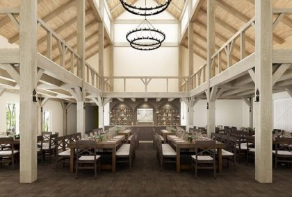 Briar Barn Inn officially debuts in historic Rowley