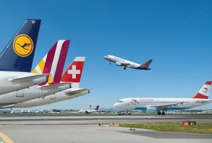 Lufthansa Group is number one in Europe with new passenger record