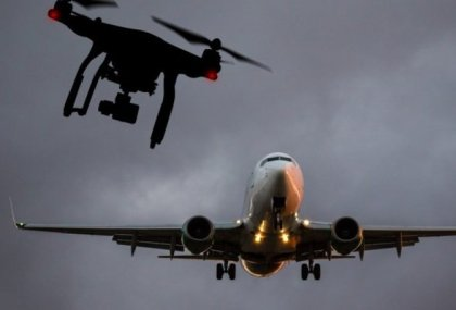 Grayling: Preventing 'drone disruption' at UK airports impossible