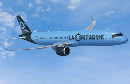 La Compagnie: New Airbus A321neo elevates New York to Paris flying experience
