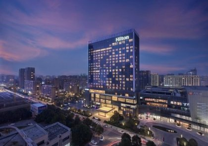 Hilton debuts as first international hotel brand in Taizhou City Center