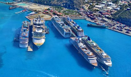 Port St. Maarten surpassed 1.5 million cruise passengers last year