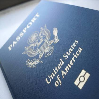 How to visit the United States and return home with a U.S. Passport ?