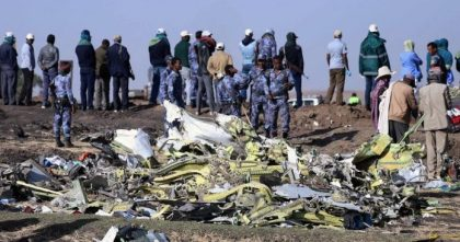 Pilots frantic search for fix while Boeing Max8 went down
