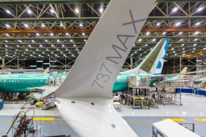 Boeing suspends all deliveries of 737 MAX jets to customers