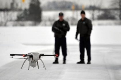 Frankfurt airport grounds all flights after drone sighting