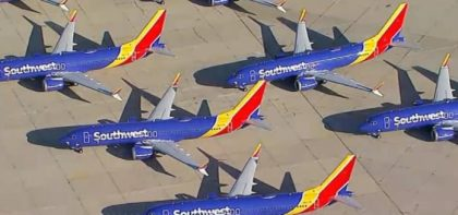 Boeing set to brief experts on 737 Max software update