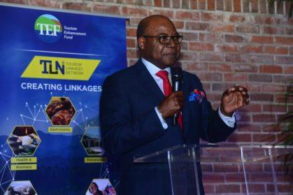 Jamaica's Tourism Minister Bartlett pumps J$200 million into Linkages Networks