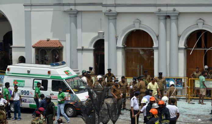 Terror Attack on Shangri La, Kingsbury Hotel and three churches in Sri Lanka