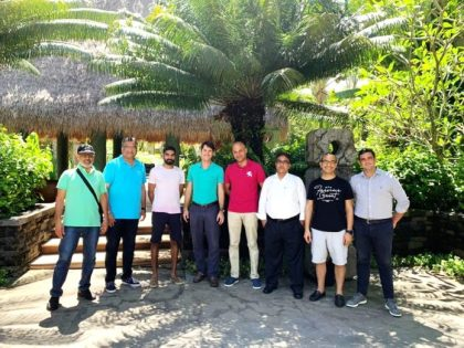 Travel agents from the Gulf Cooperation Council (GCC) visit Seychelles