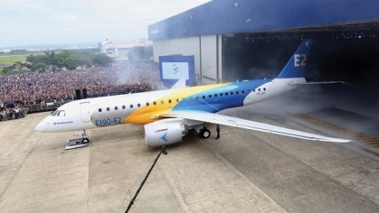 Embraer delivers 22 jets in the first quarter of 2019