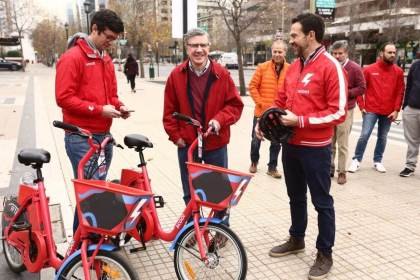Scoot gets first-of-its-kind permit to operate ebikes in Santiago, Chile