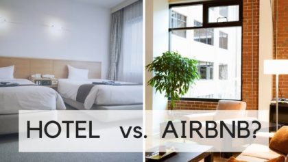 Airbnb v. Hotels: Competing and benefiting in the sharing economy