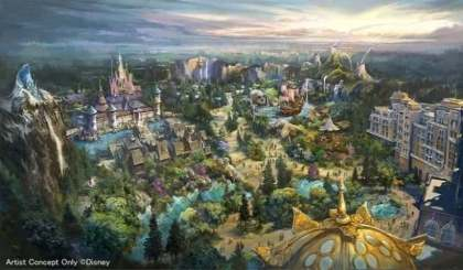 The best Disney Park ever emerges with Frozen,Tangled, andPeter Pan