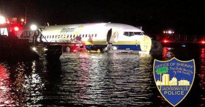 Miami Air International Boeing 737 crashed in Florida