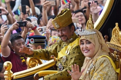 Travel to Brunei is safe: No stoning to death for gay visitors may not apply to lesbians