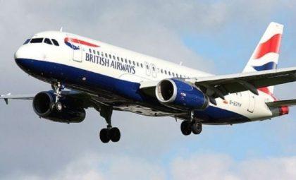 British Airways reduces JNB-London frequency