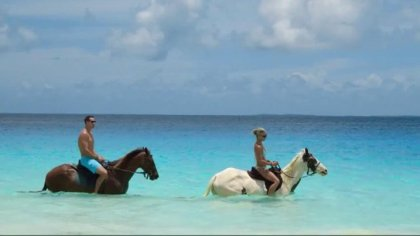 Visitors showed Anguilla the love this winter