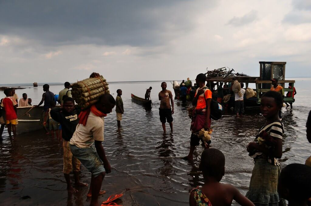 Boat sinks, many dead at Lake Mai-Ndombe in Inongo, Congo