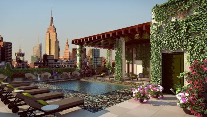 Renaissance New York Chelsea makes its mark on Manhattan this fall