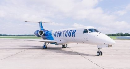 Contour Airlines launches nonstop service between Greater Palm Springs and Sacramento