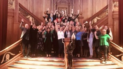 ABPCO: Belfast AGM highlights a year of success