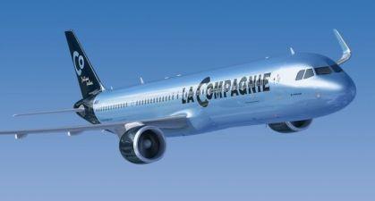 La Compagnie airline celebrates fifth anniversary