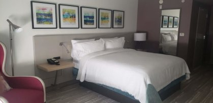 Hilton Garden Inn Panama City re-opens after major renovation
