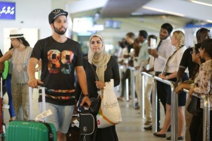 Tourists from Maldives love to travel to India