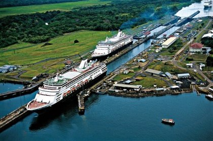Carnival Corporation: Panama Canal sailings