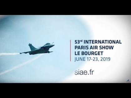 Paris Air Show to open Monday: 322,000 visitors expected